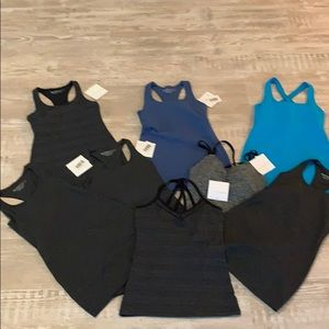 8 Beyond Yoga Camis $30 each all smalls